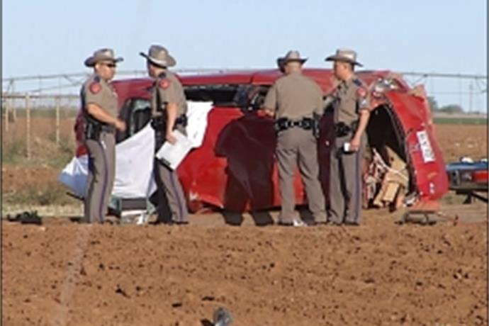 One person killed in wreck on FM 2641_4140574927316534398