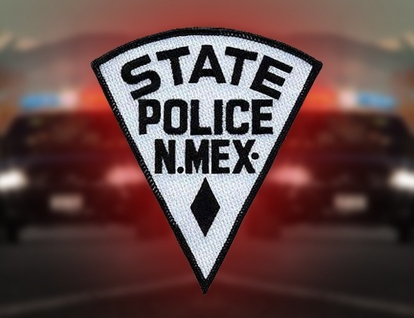 NMSP New Mexico State Police patch 690