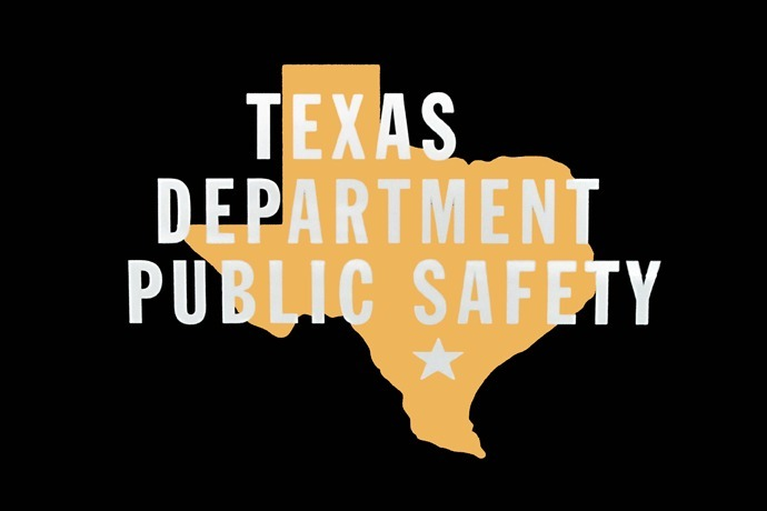 Texas Department of Public Safety DPS seal logo patrol unit 690_3278425868830068343
