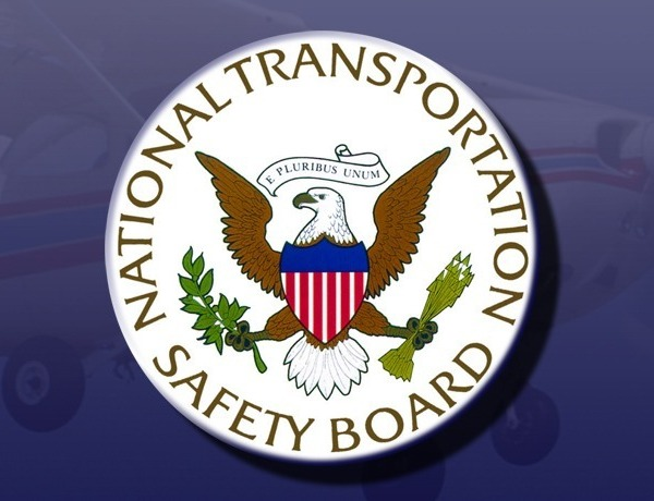NTSB logo National Transportation Safety Board 690_-1740241843181370681