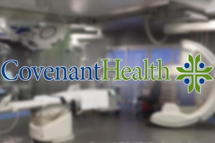 Covenant Health System medical center logo 690_-7462245828352784062