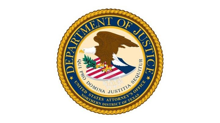 DOJ Department of Justice 720