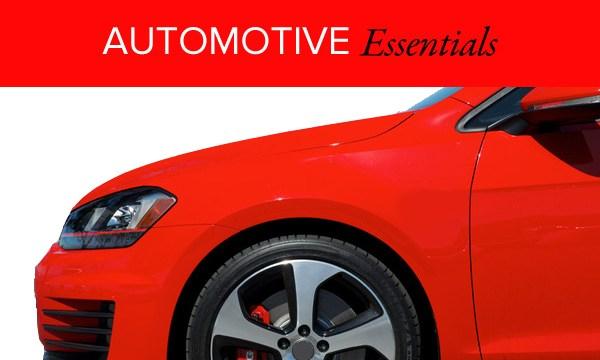 Automotive Essentials Teaser Image