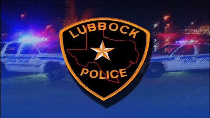 Lubbock Police Department Badge (Version 1) - 720