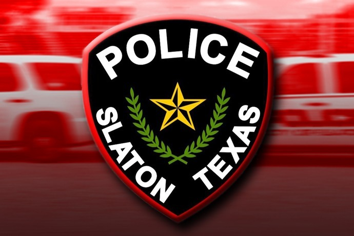 Slaton Police PD patch _-5082656688337760823