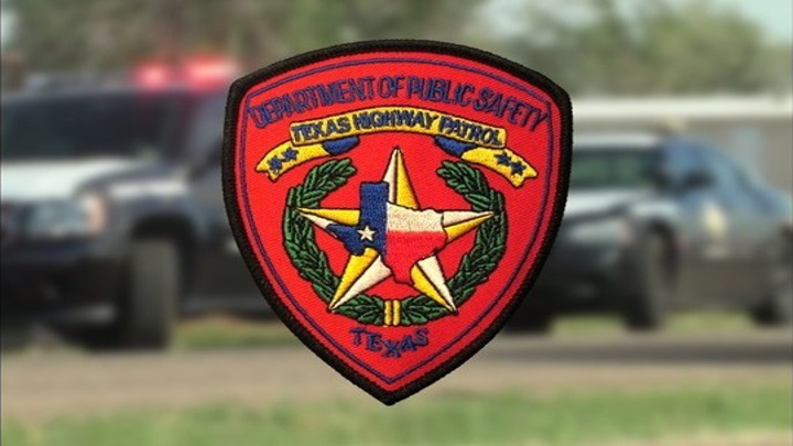 Texas DPS Badge (Version 2) - 720