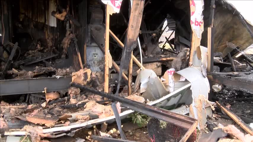 Lubbock County Woman Loses Pet- Home in Fire_04388555-159532