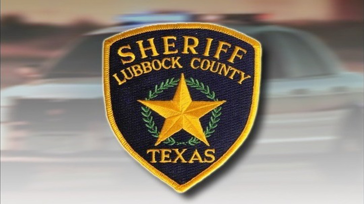 Lubbock County Sheriff's Office, LCSO Badge (Version 2) - 720