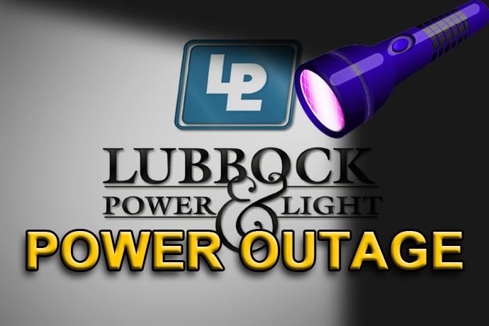 Power Outage LP&L Lubbock Power and Light logo 690_-5372960347885321770