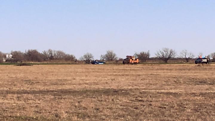 Plane Crash at Elmdale Airpark Near Abilene