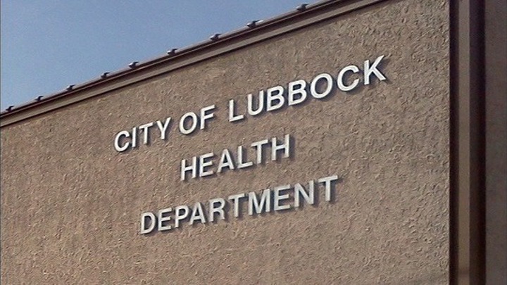 City of Lubbock Health Department - 720