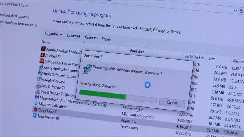 Tech Experts Agree- Windows Users Should Uninstall QuickTime_20160418234303