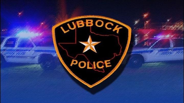 Lubbock Police Department Badge (Version 1) - 720