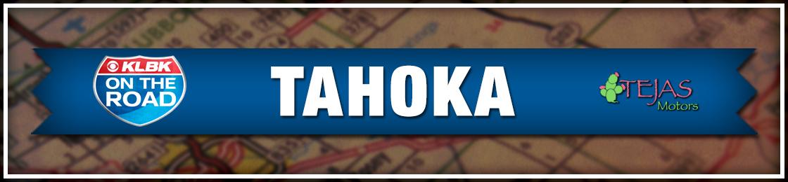 ON THE ROAD TAHOKA