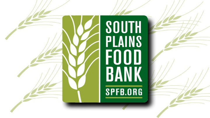 South Plains Food Bank (SPFB) Logo - 720