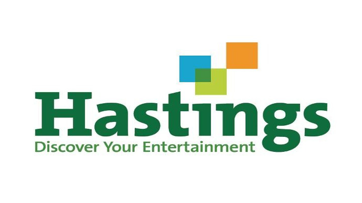 Hastings Entertainment Superstore Logo - 720