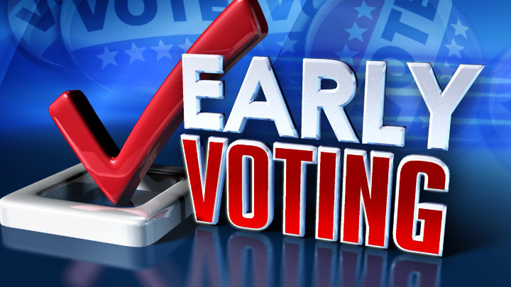 Early Voting (Version 1) - 720