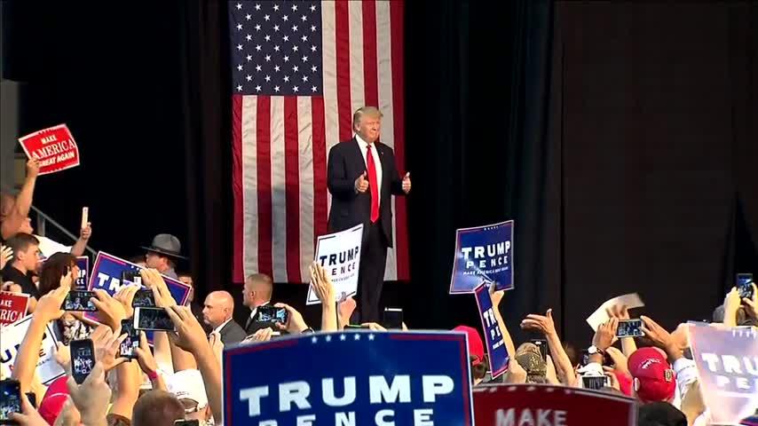 Poll- Trump Ahead by Only a Narrow Margin in Texas_20160817041803