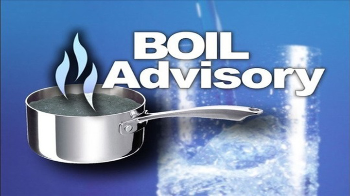 Boil Water Notice or Advisory - 720