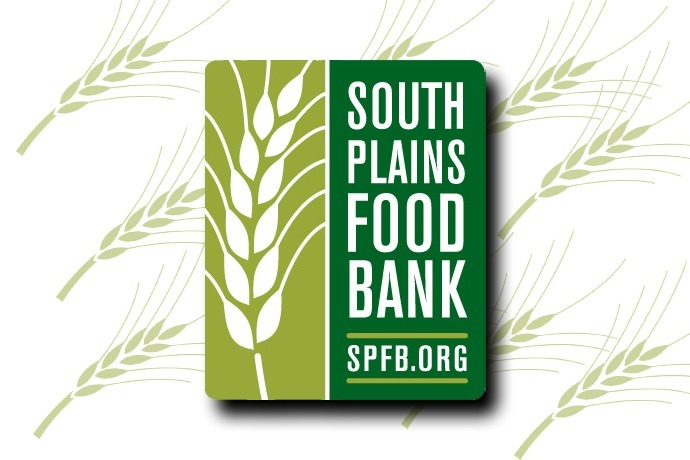 South Plains Food Bank logo symbol 690
