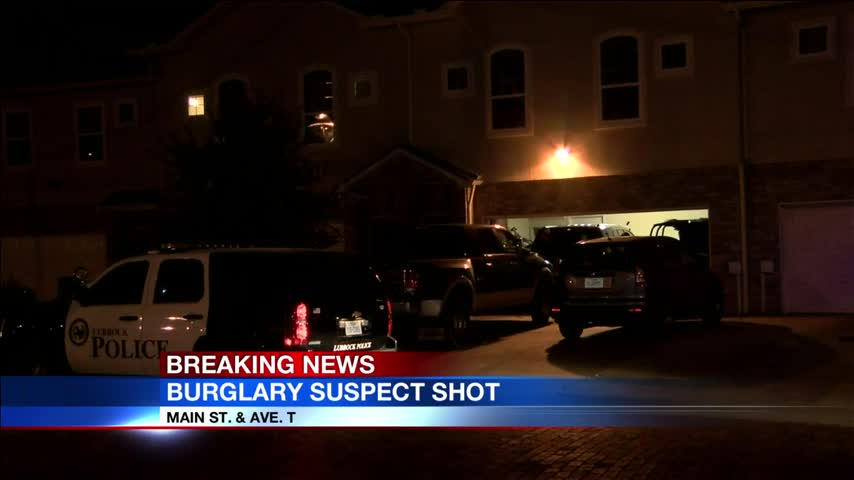 Suspected Thief Shot By Homeowner in Lubbock_20160920040805