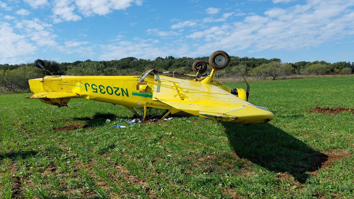Coleman County Plane Crash (11-12-16) - 720