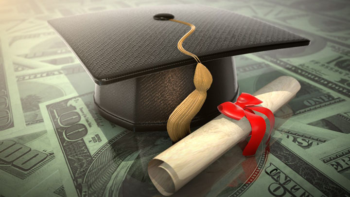 College Costs, Higher Education Costs - 720