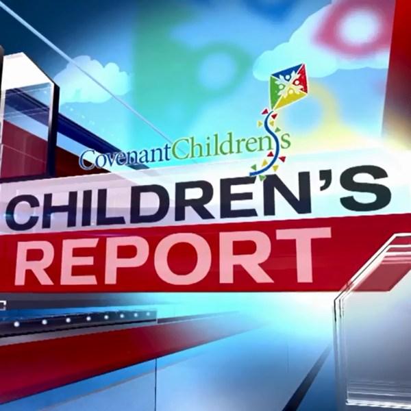 Covenant Children's Children's Report