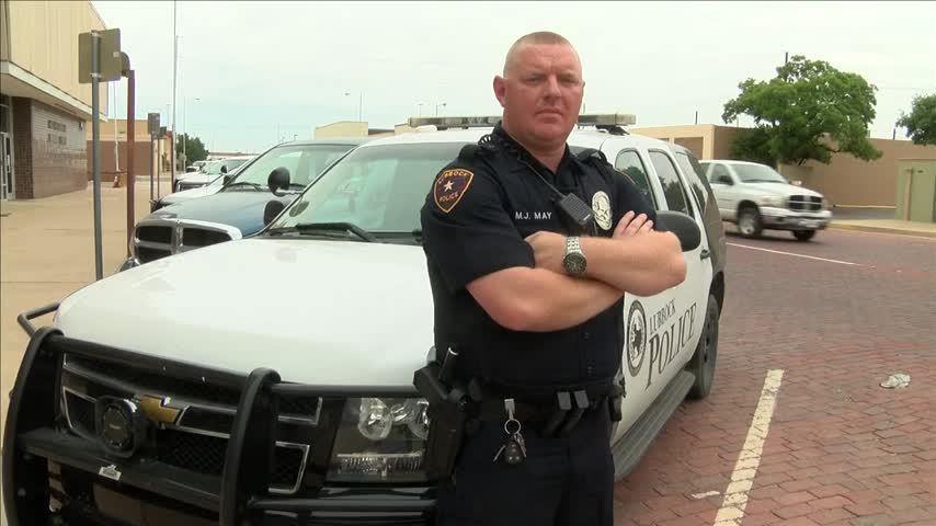 Officer Michael May- Star ER Star of the Month_99413284