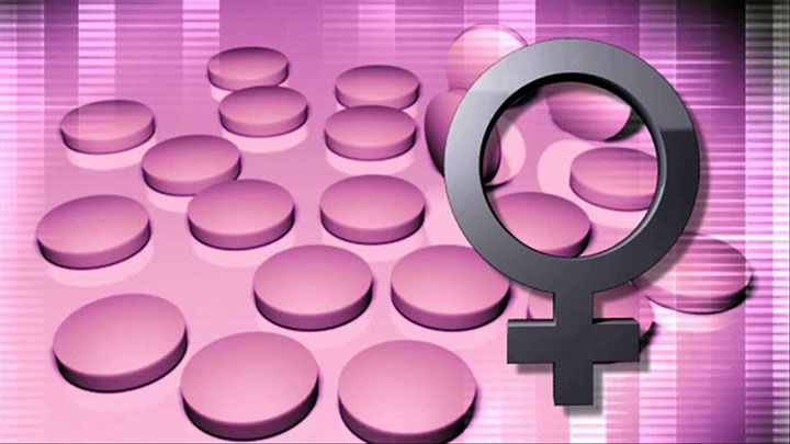Birth Control Pills - 720