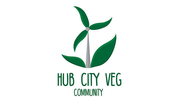 Hub City Veg Community Logo - 720