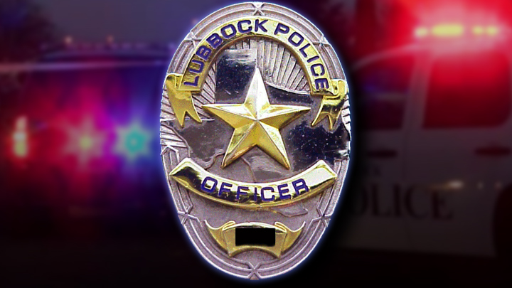 LPD Lubbock Police Badge Updated v04 720