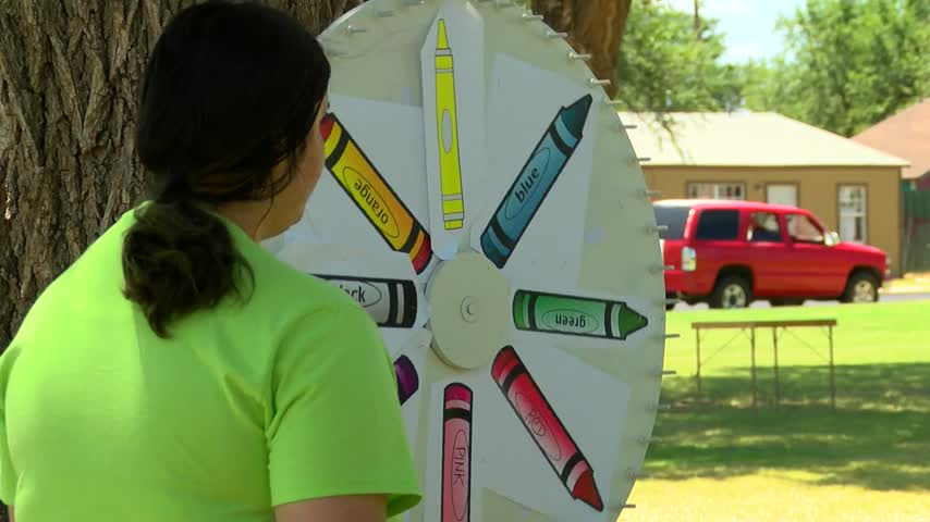Saturday in the Park at Rawlings Community Center -KLBK-_29403939-159532