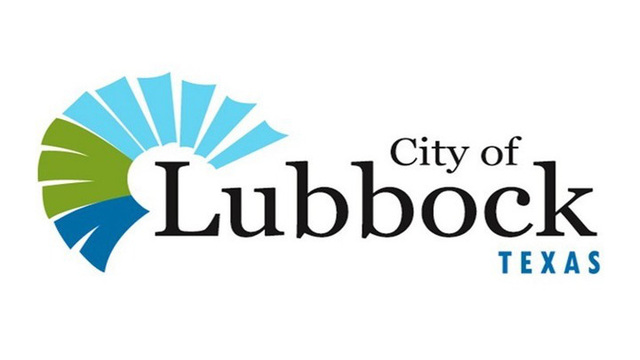 White Background City of Lubbock