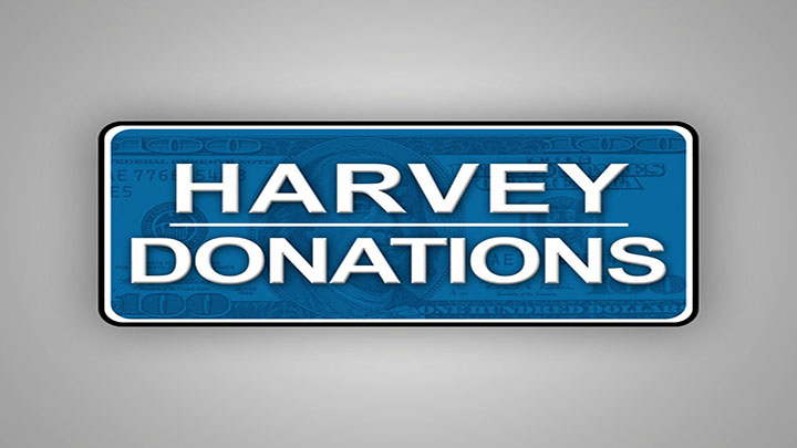 Hurricane Harvey Donations, Relief - 720