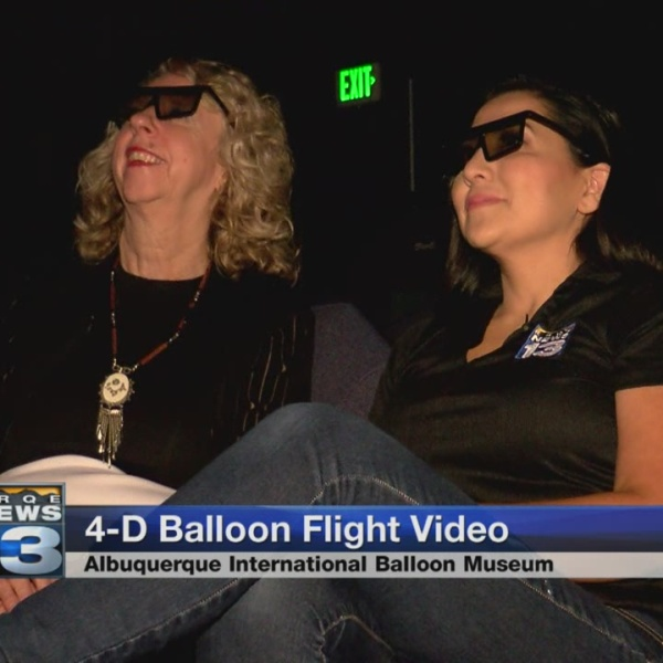 4-D Balloon Flight Video_695438-846624080