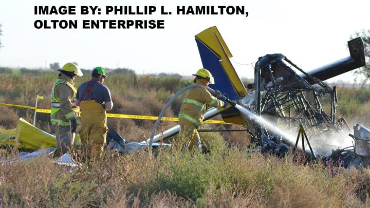 plane Crash Olton Enterprise 720