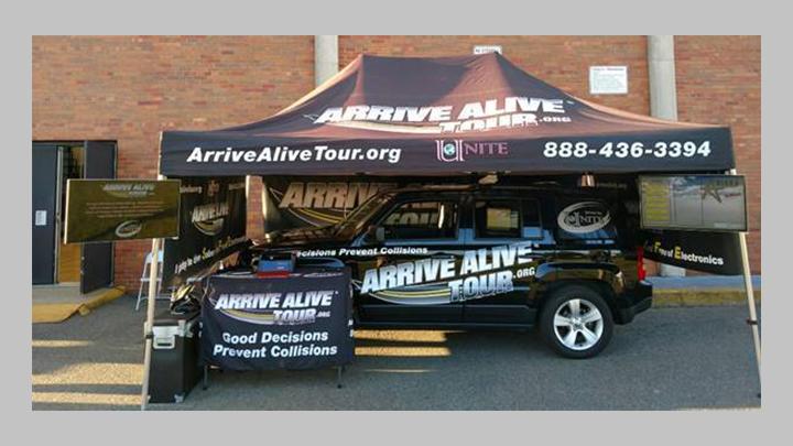 UNITE's Arrive Alive Tour - 720