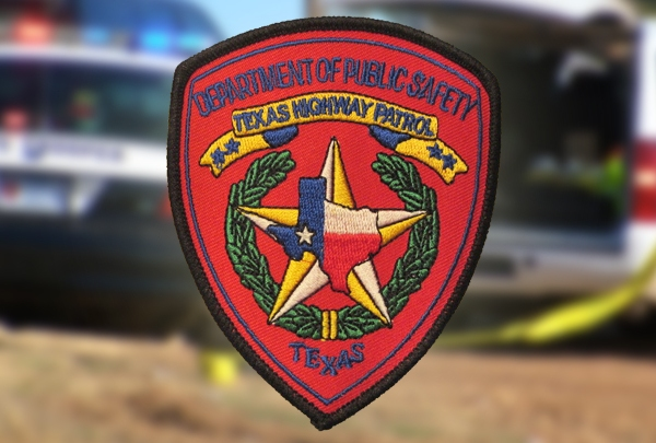 Texas Department of Public Safety DPS patch logo 720