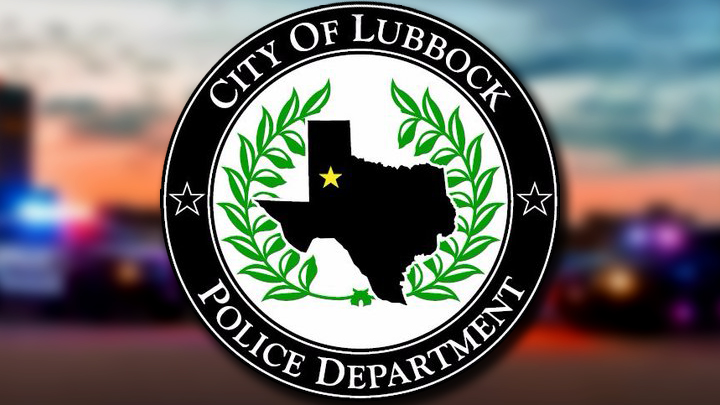 LPD Seal Lubbock Police Department Seal 720