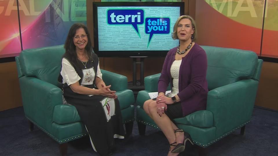 Terri Tells Us - Sister's Herbs will open on Valentine's Day