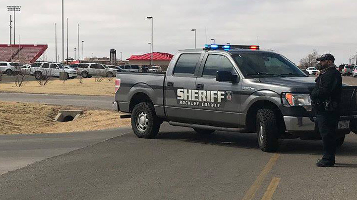 bomb threat at Levelland Middle School 720