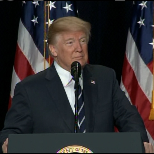 Donald Trump at National Prayer Breakfast 2.8.2018