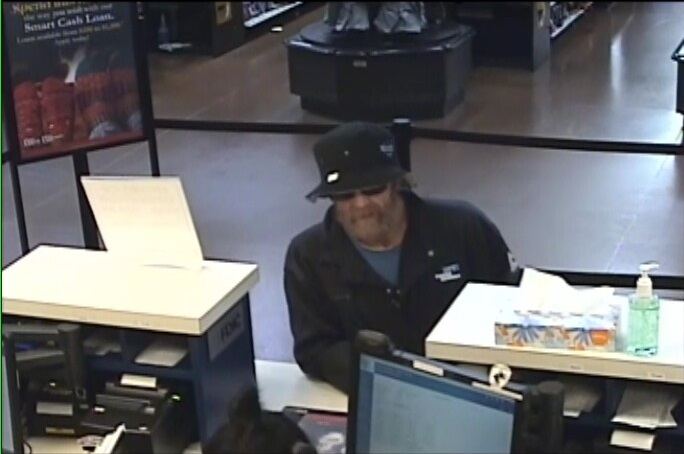 First Convenience Bank Robbery Suspect 1 (1-6-18) - 720