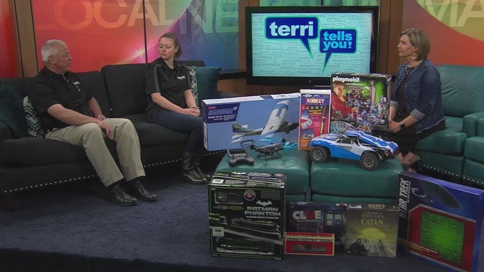 Terri Tells You - HobbyTown