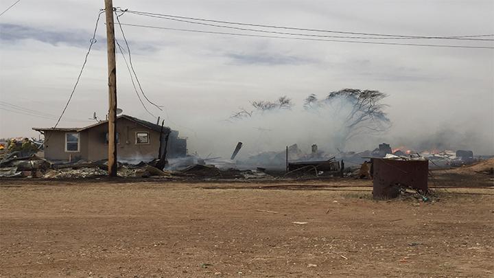 Lorenzo House Fires, Photo 1 - 720