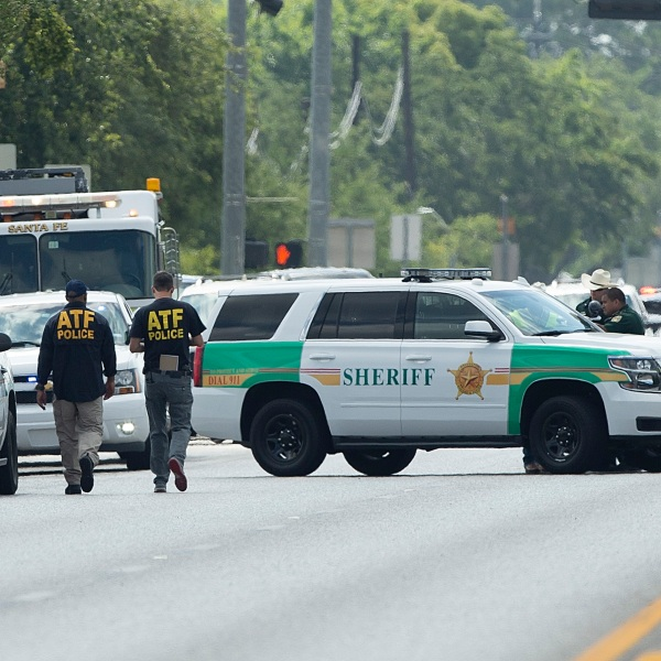 Santa Fe school shooting getty - ATF