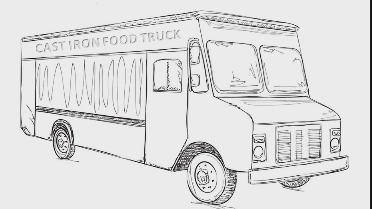 TTY- Cast Iron Grill Food Truck and Catering