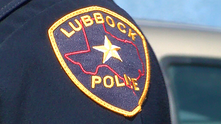 LPD Lubbock Police Patch On Shoulder 720