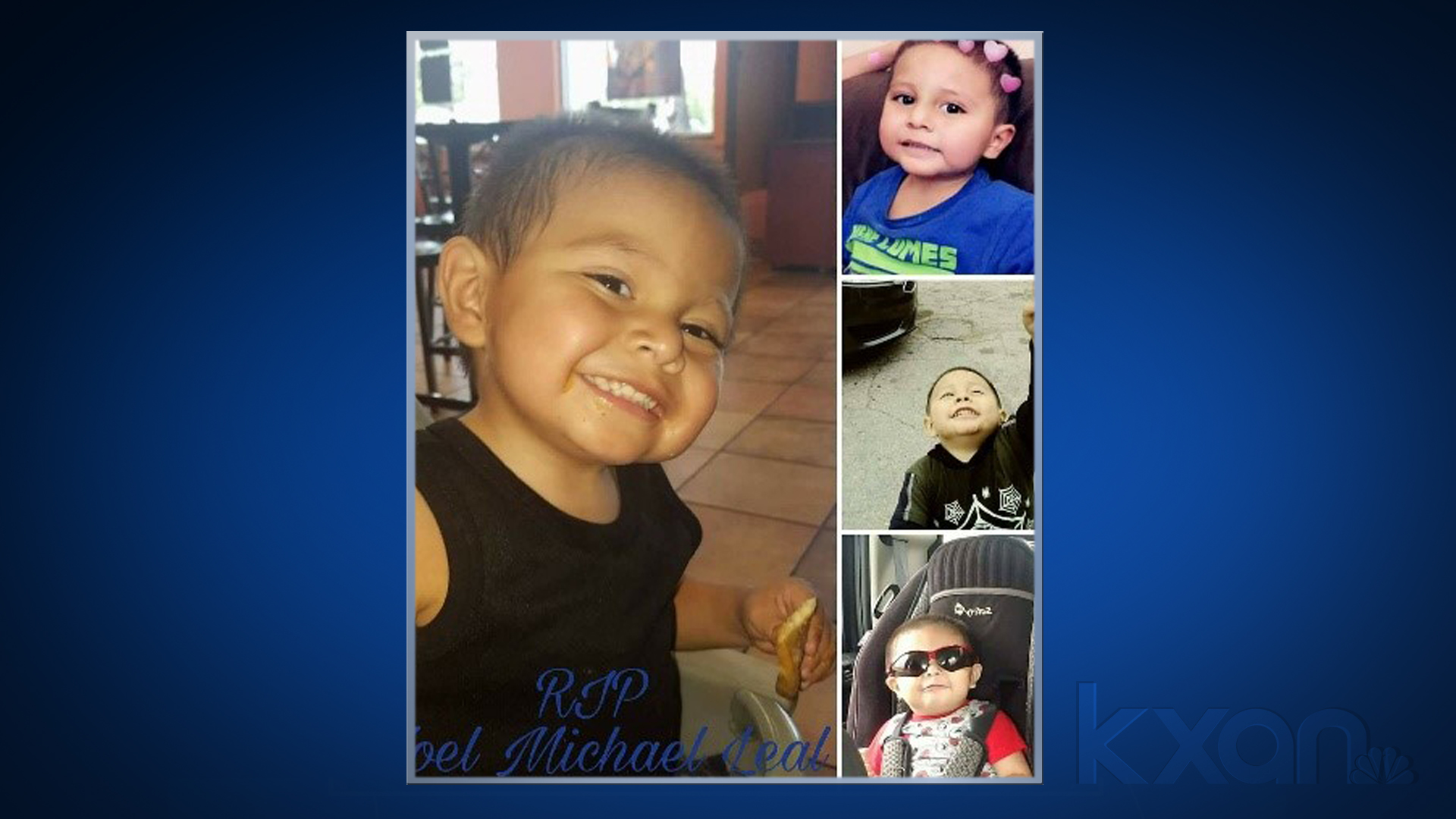 Noel Leal - 2-year-old killed-846655081